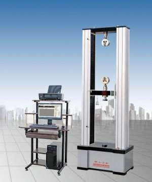 MWD-10B人造板电子拉力试验机