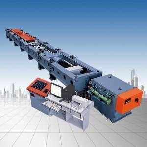 500KN微机控制电液伺服卧式拉力试验机